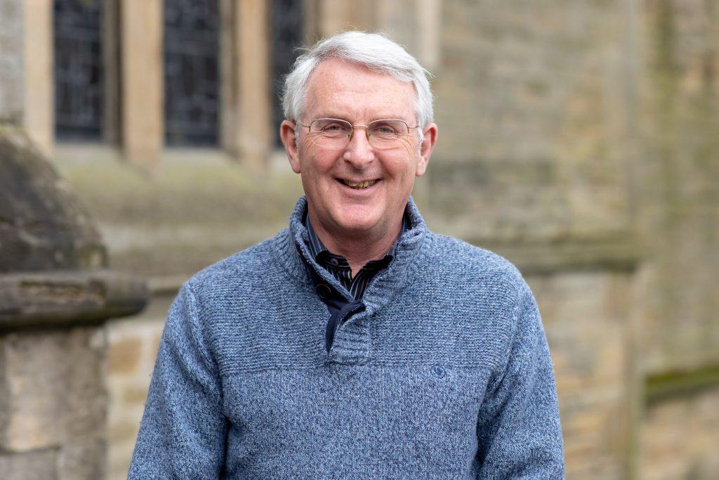Derek Paterson PCC Member