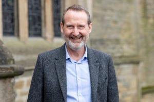 Andy Goodwin Church Warden