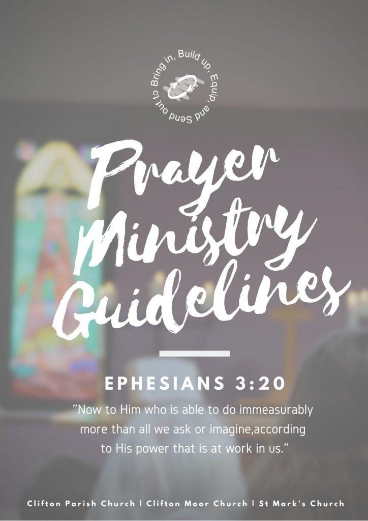 Clifton Parish Prayer Guidelines